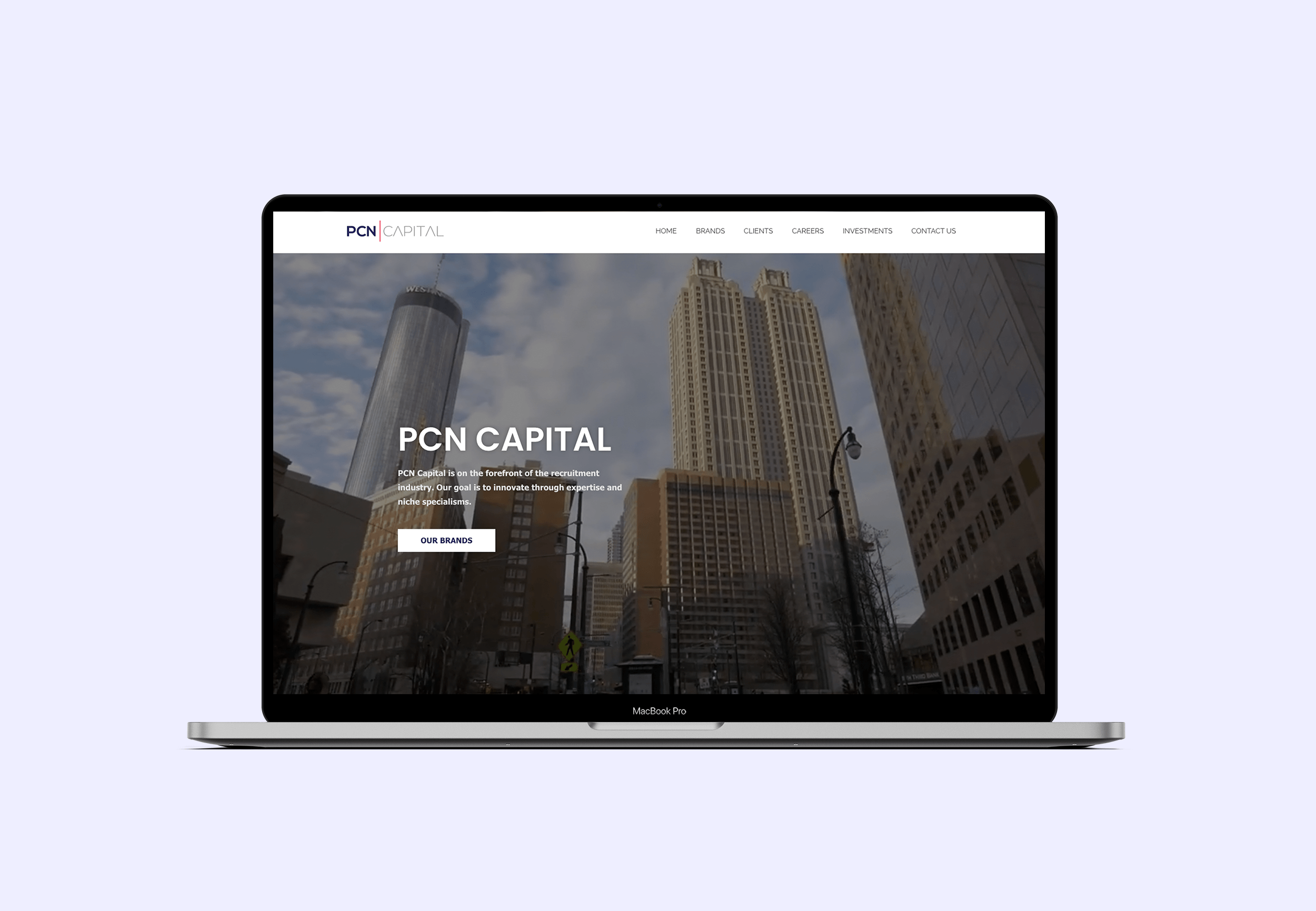PCN Capital - Website
