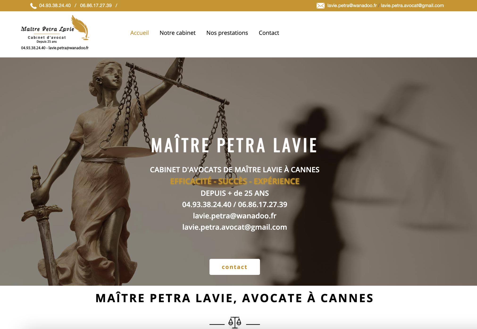 Cabinet d'avocat à Cannes - E-commerce