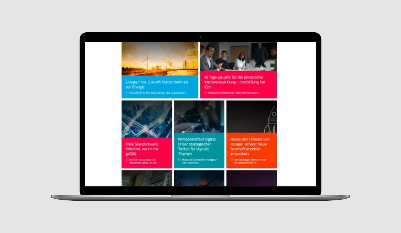 Portal Sustainable Development Goals Investments - Digitale Strategie