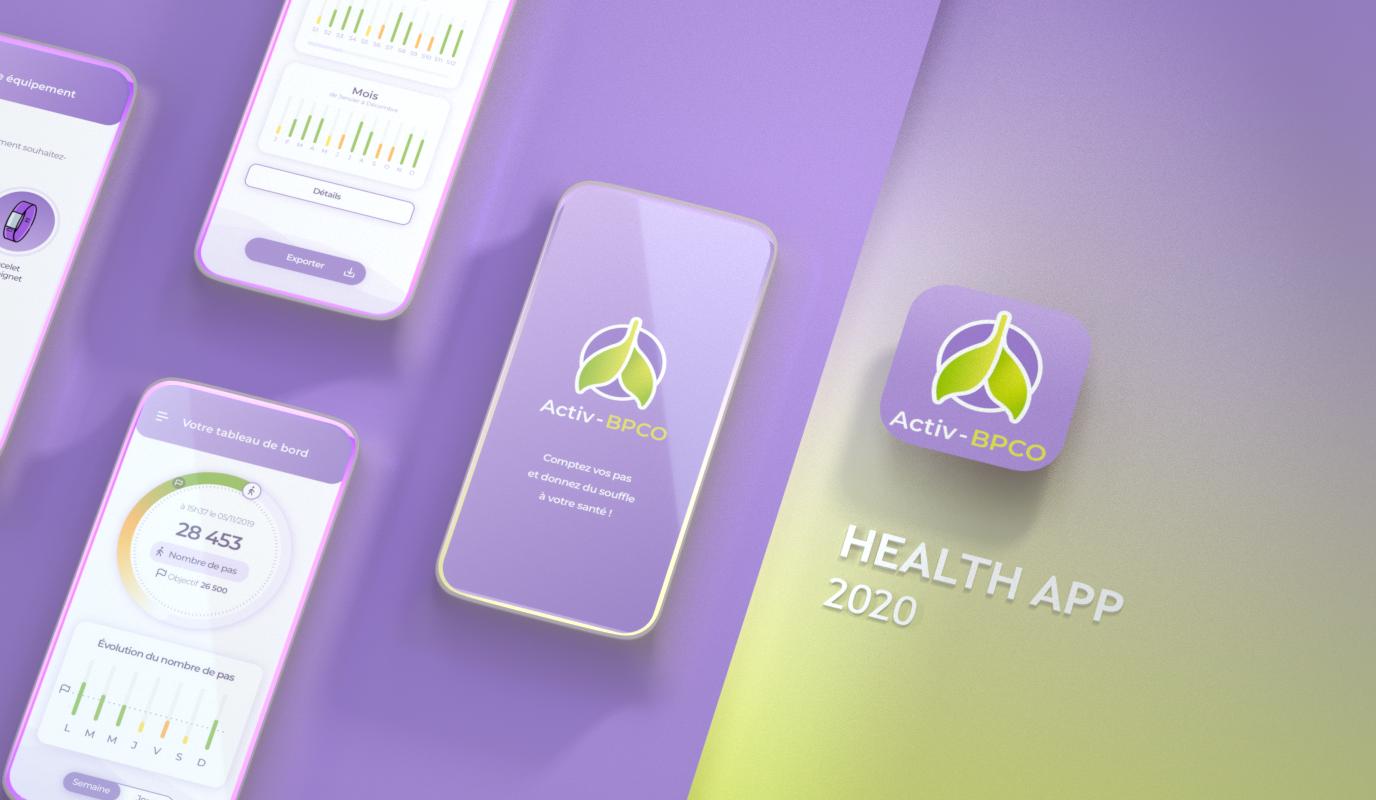Active BPCO / Durable - Application mobile