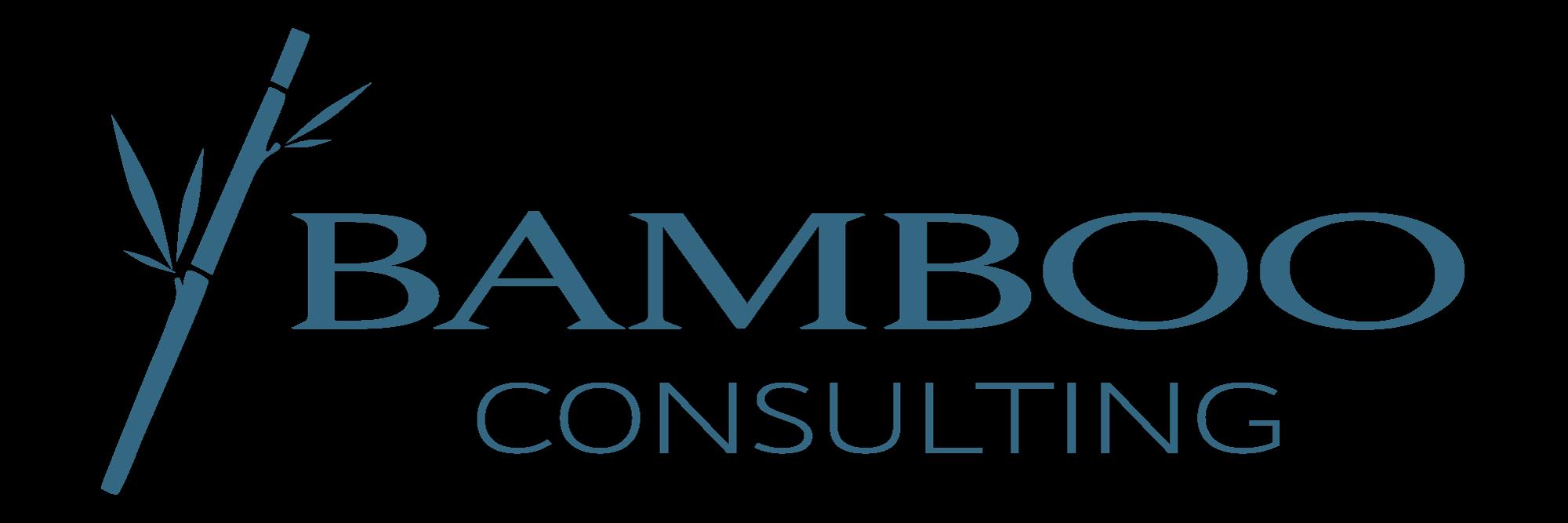 Bamboo Consulting logo