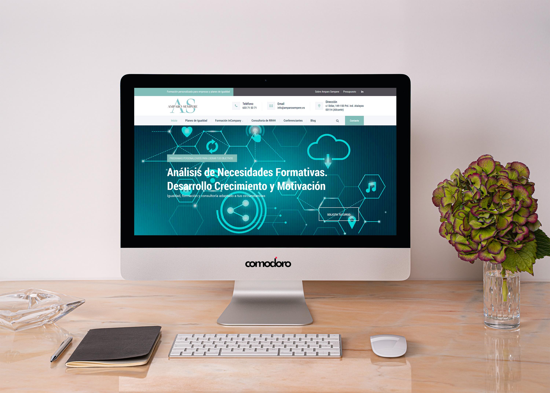 Diseño Web a Medida en WordPress
