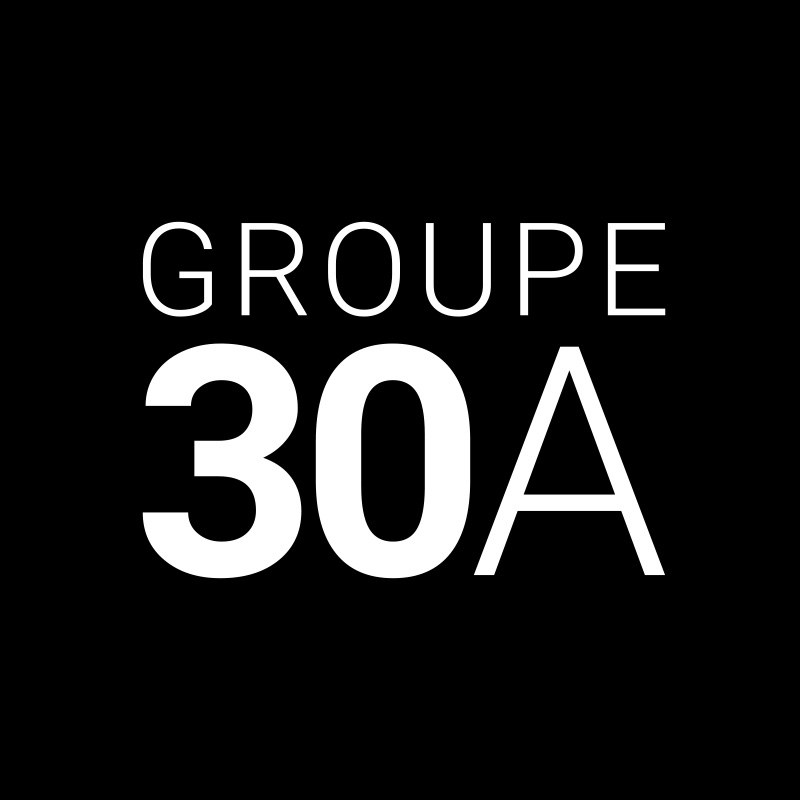 GROUPE TRENTA / BARONY / AXOME logo
