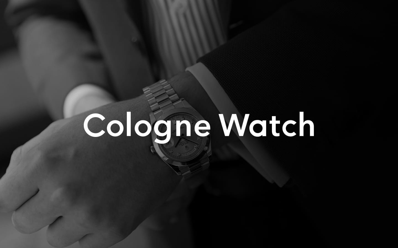 Cologne Watch – Markenaufbau - Markenbildung & Positionierung