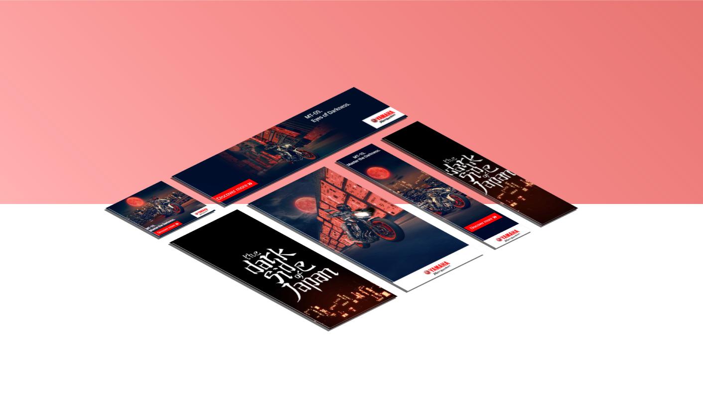 Graphic Design - Yamaha - Grafikdesign