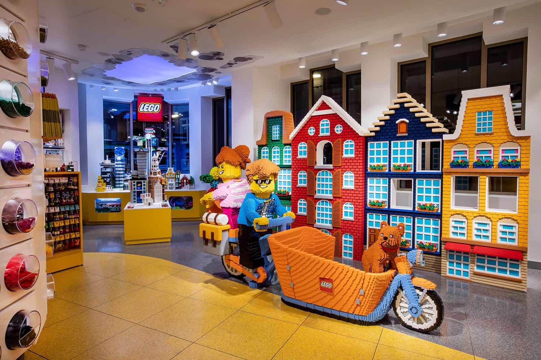 PR voor LEGO - Public Relations (PR)