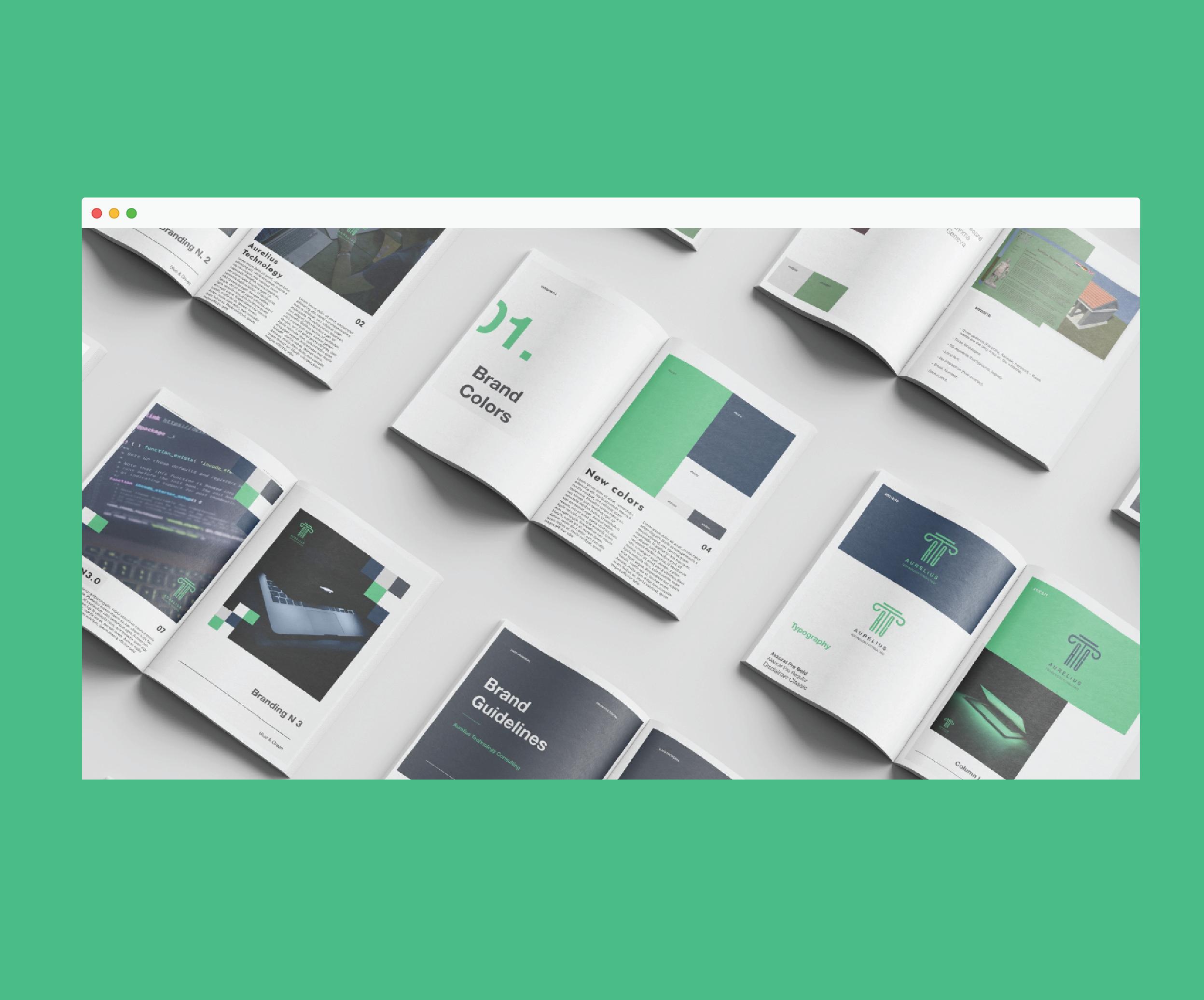 Innovative brands - Aurelius Technology - Website Creatie
